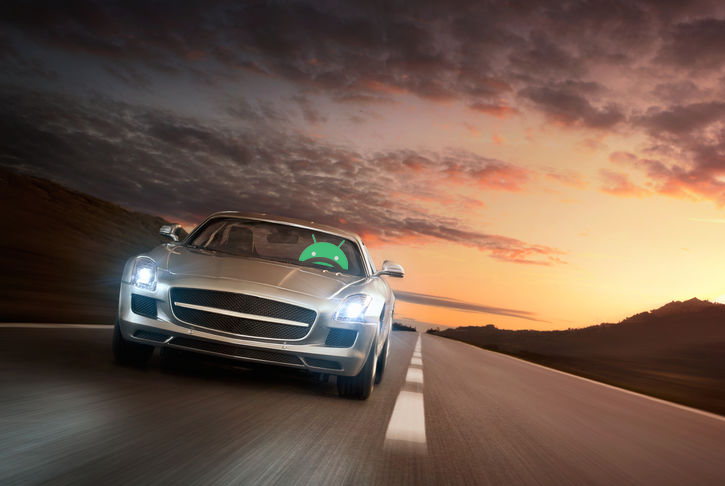Android Automotive — future of the automotive industry?